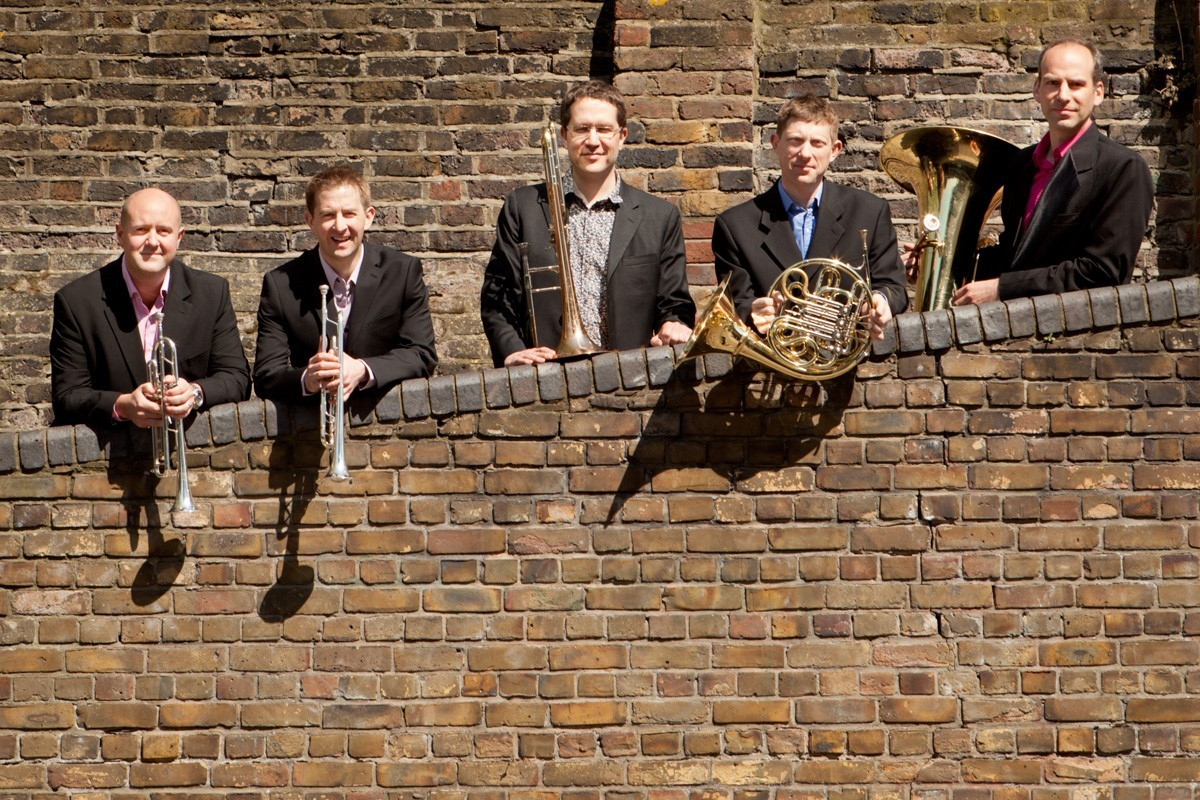 Onyx Brass will be premiering the piece for brass quintet and fairground organ as part of their performances by the sea