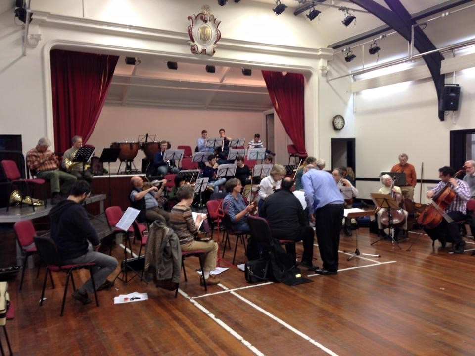 The Dinas Powys Orchestra