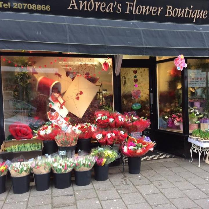 Penarth Times: Andrea's Flower Boutique