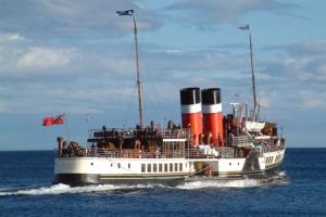 The Waverley will be sailing from Penarth for four days