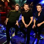 Penarth Times: James Corden's campaign to bring Take That to the USA is everything