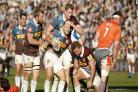 Harlequins produce seven-try show to thrash Newcastle