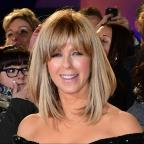 Penarth Times: No more children for Kate Garraway as she approaches 50