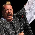 Penarth Times: Sex Pistols star Johnny Rotten has weighed in on Brexit and Trump