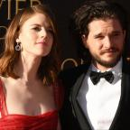 Penarth Times: Game Of Thrones' Kit Harington reveals he is living with co-star Rose Leslie