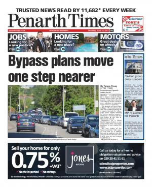 Penarth Times: Bypass plans move closer following meeting with council leader, group say