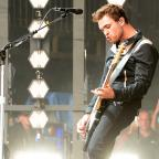 Penarth Times: Royal Blood celebrate charts success at Glastonbury