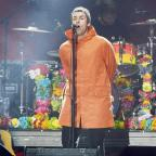 Penarth Times: Liam Gallagher dedicates Glastonbury song to terror and fire victims