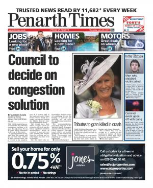 Penarth Times: The Vale council is to officially consider building a bypass through Dinas Powys