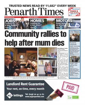 Penarth Times: Community rallies to put on 'birthday of a lifetime' for Cogan girl whose mother died suddenly