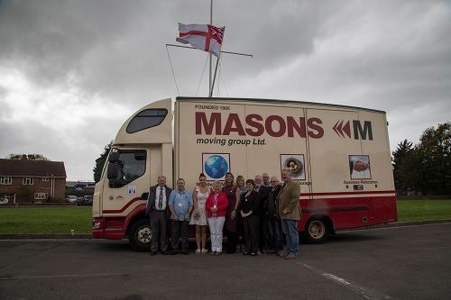 Woody's Lodge has teamed up with Masons Moving Group which has family links to the armed forces