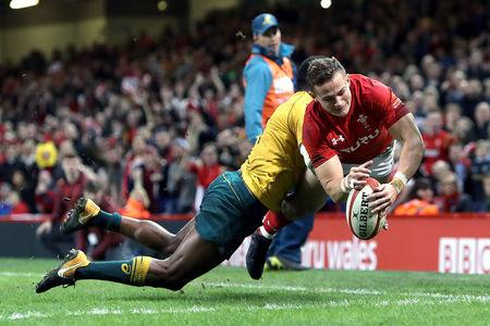 Amos starts as Gatland rings the changes for Wales v Ireland