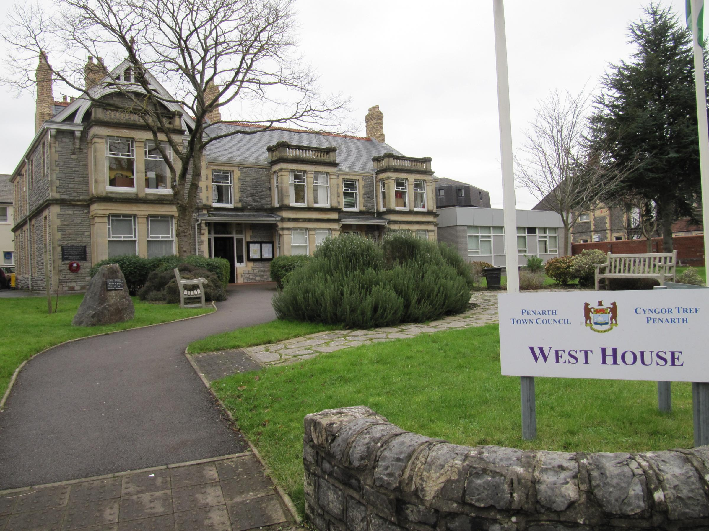 West House is one of the buildings set to undergo redevelopment if the plans are approved