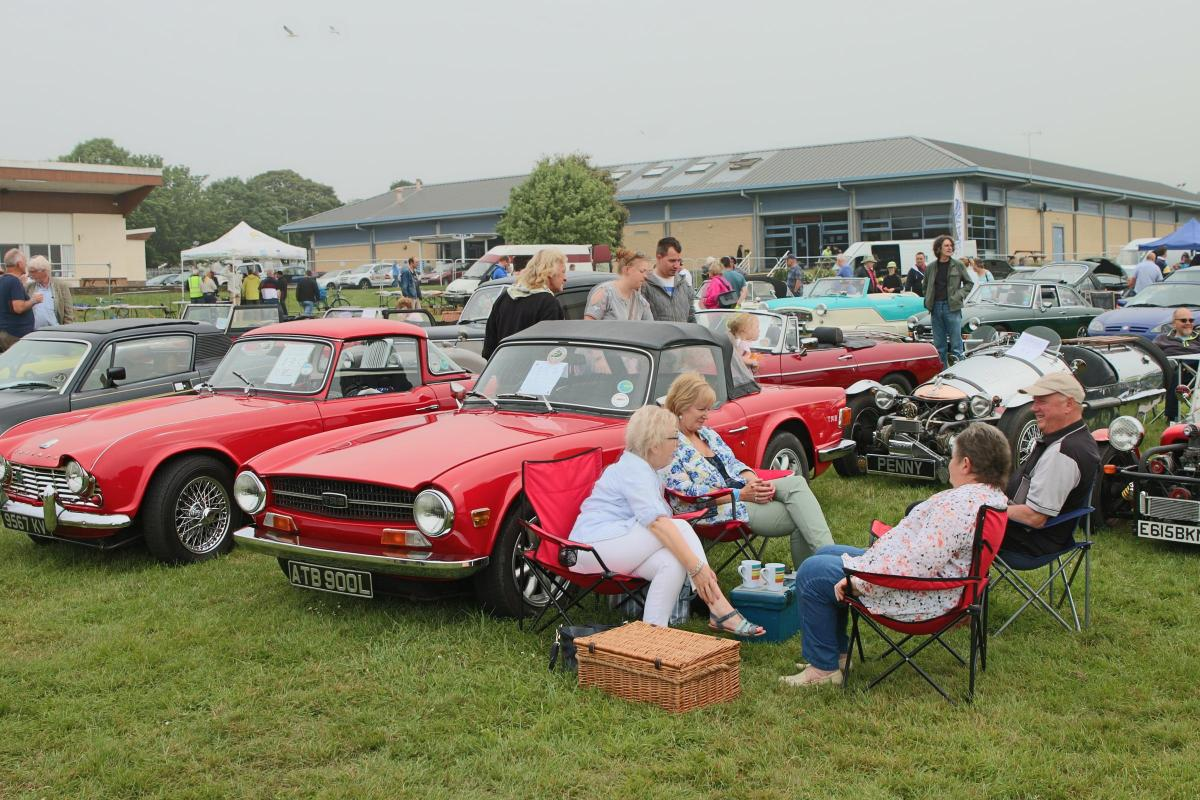Classic car show to return for its sixth year | Penarth Times