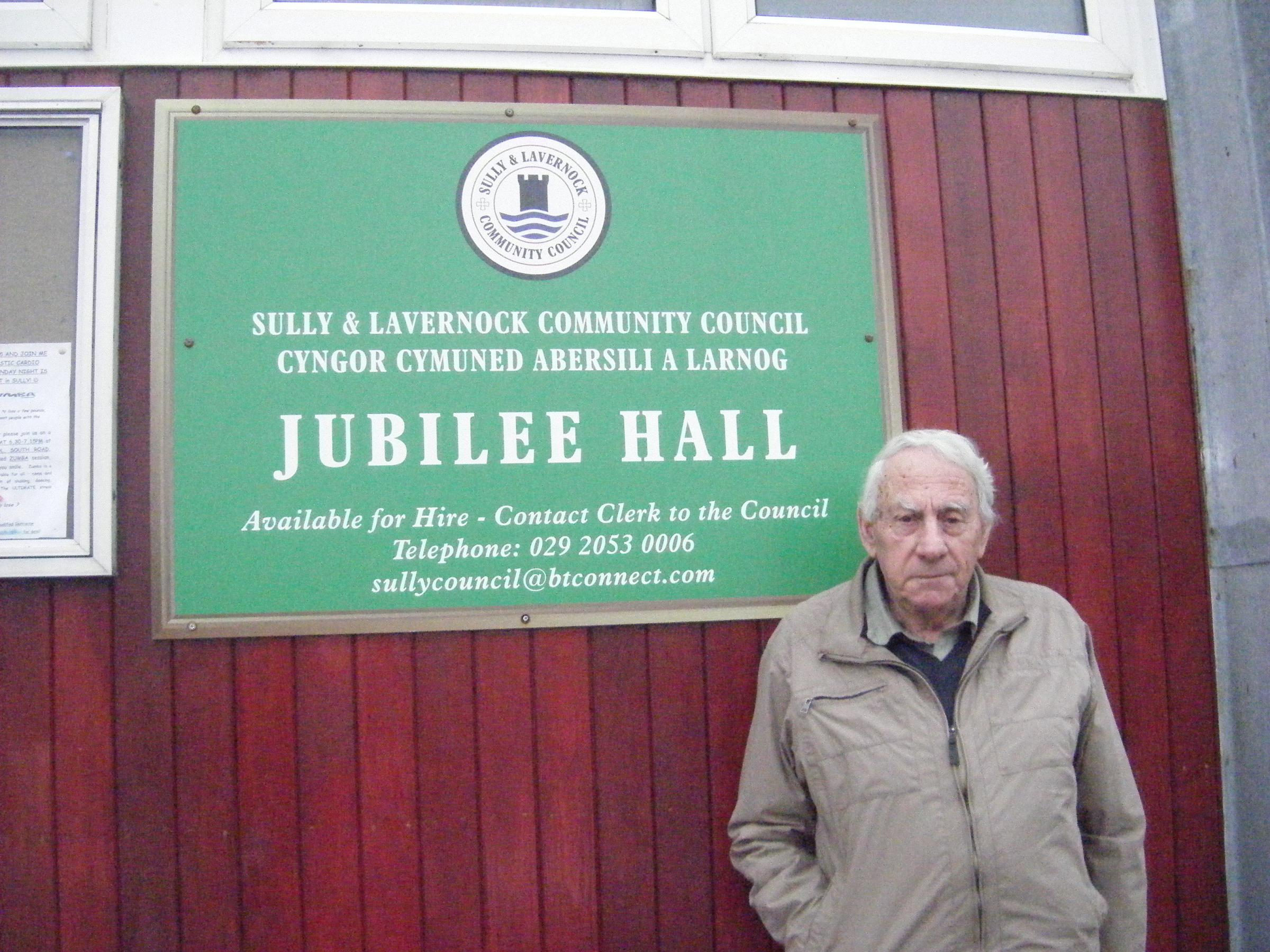 The Sully and Lavernock Residents' Association is run by Cllr Lino Scaglioni