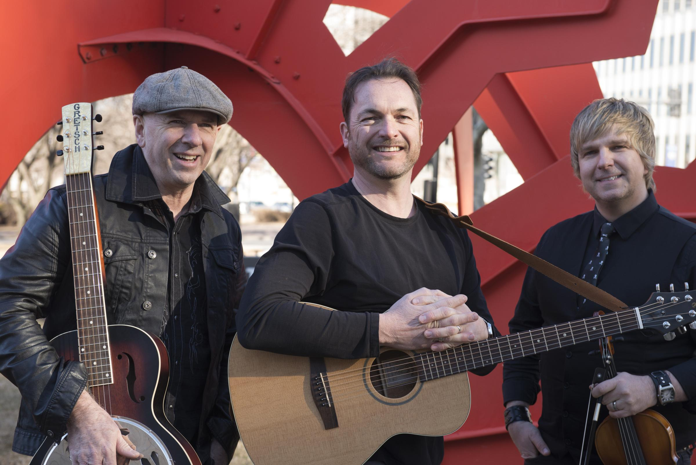 The Chris Ronald Trio will be performing on Tuesday, April 20
