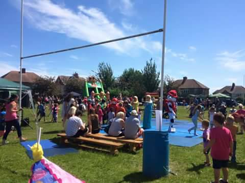 High Cross Primary Summer Fayre