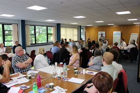 Councillors, housing associations and charity groups came together to discuss how to tackle homelessness