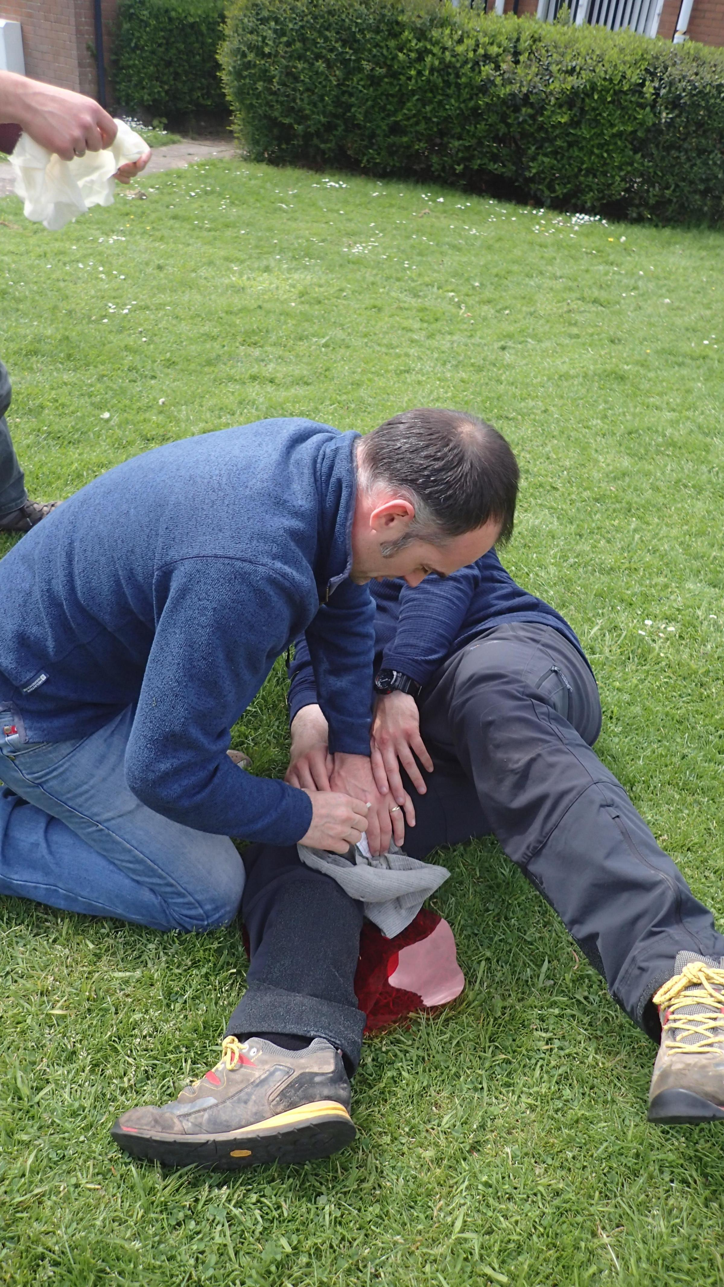 Level 3 Outdoor First Aid