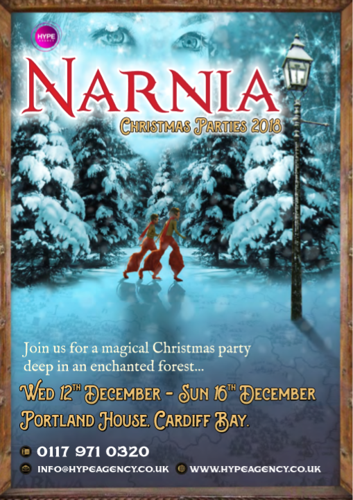 Christmas in Narnia