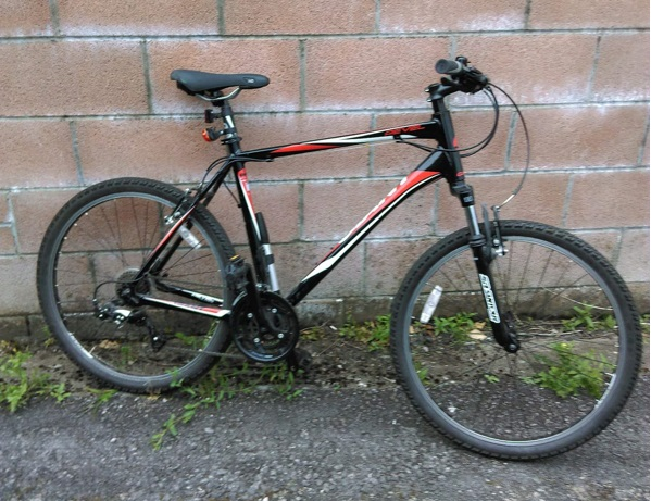 Appeal for bike which was stolen when a man was undergoing CPR