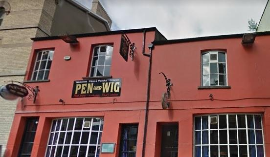 VENUE: Pen and Wig is hosting 'Port Electro to raise funds for Llamau Picture: Google Maps