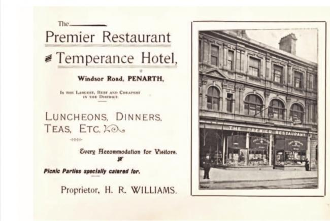 From the Archive: Windsor Arcade   Penarth Times