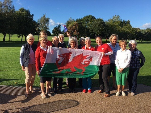 Glamorganshire Golf Club's ladies