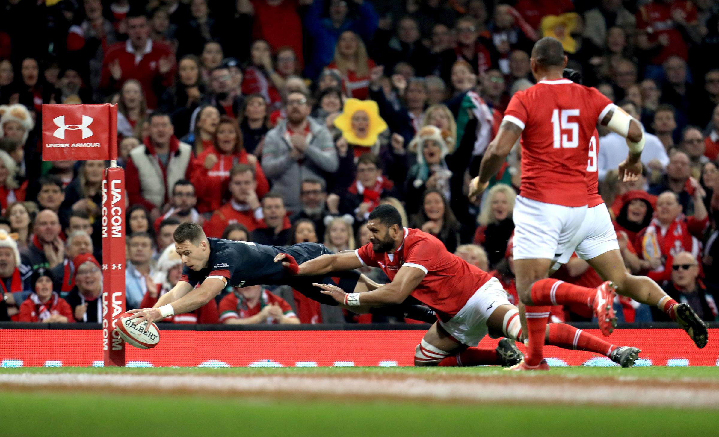 Wales 74 Tonga 24: Gatland's men run riot in Cardiff