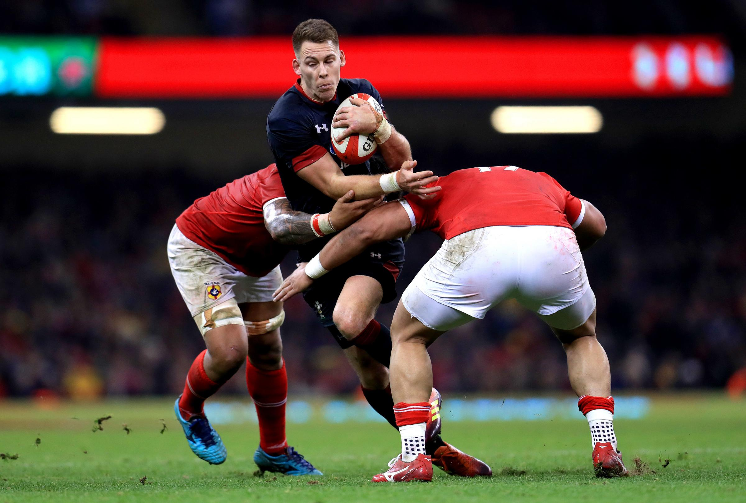 Wales opt for Liam Williams in bid for autumn clean sweep against Springboks