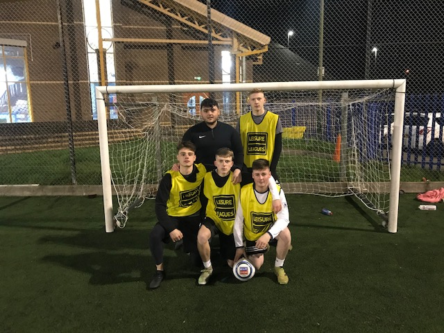 NEW NEWBRIDGE 6 A SIDE LEAGUE BRINGS THE GOALS TO WALES