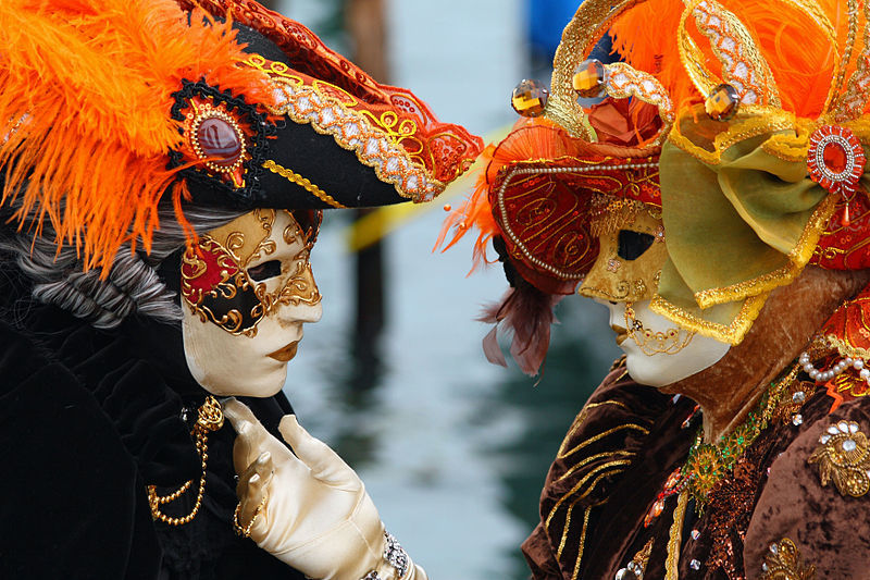 The Italian Cultural Centre will be helping children make masks and costumes for the carnival