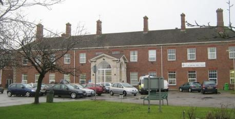 Llandough Hospital is one of the Vale Health Boards' sites