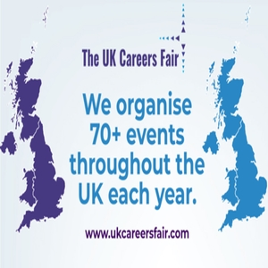 The UK Careers Fair in Cardiff - 27th March