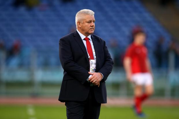 Penarth Times: Wales head coach Warren Gatland admitted his side did not impress against Italy