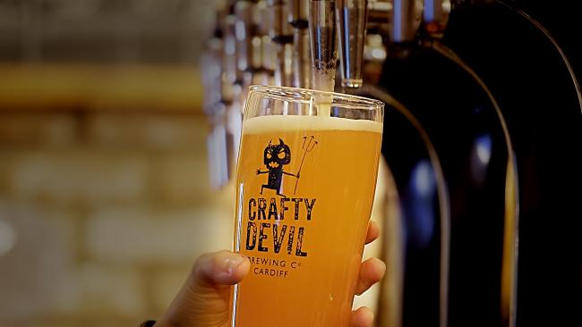 Crafty Devil already have two venues in Cardiff