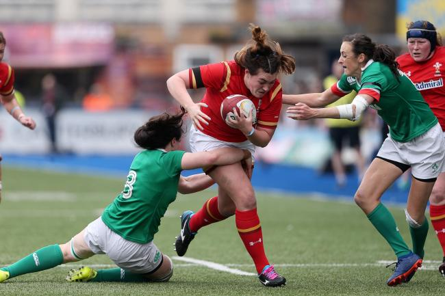 Newport's Cerys Hale and Wales must wait for the World Cup