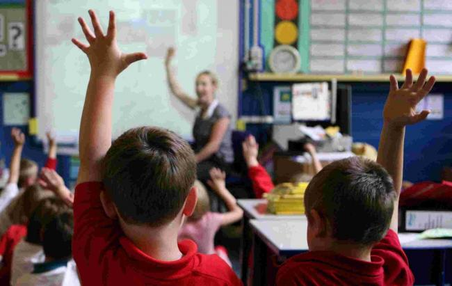 Could pupils return to school in August? Picture: Dave Thompson/PA Wire