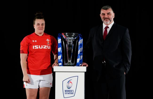 Wales Women finish with a flourish against Ireland
