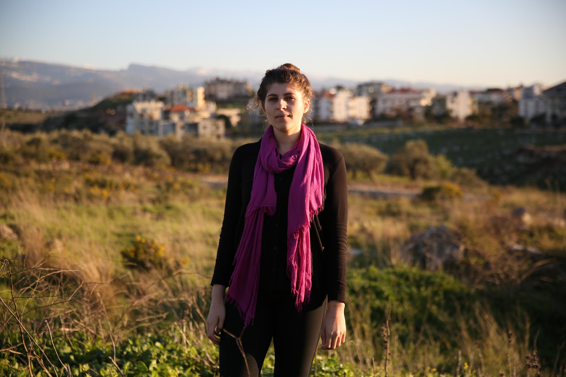 CAFOD charity worker from Penarth helps Syrian refugees in Lebanon