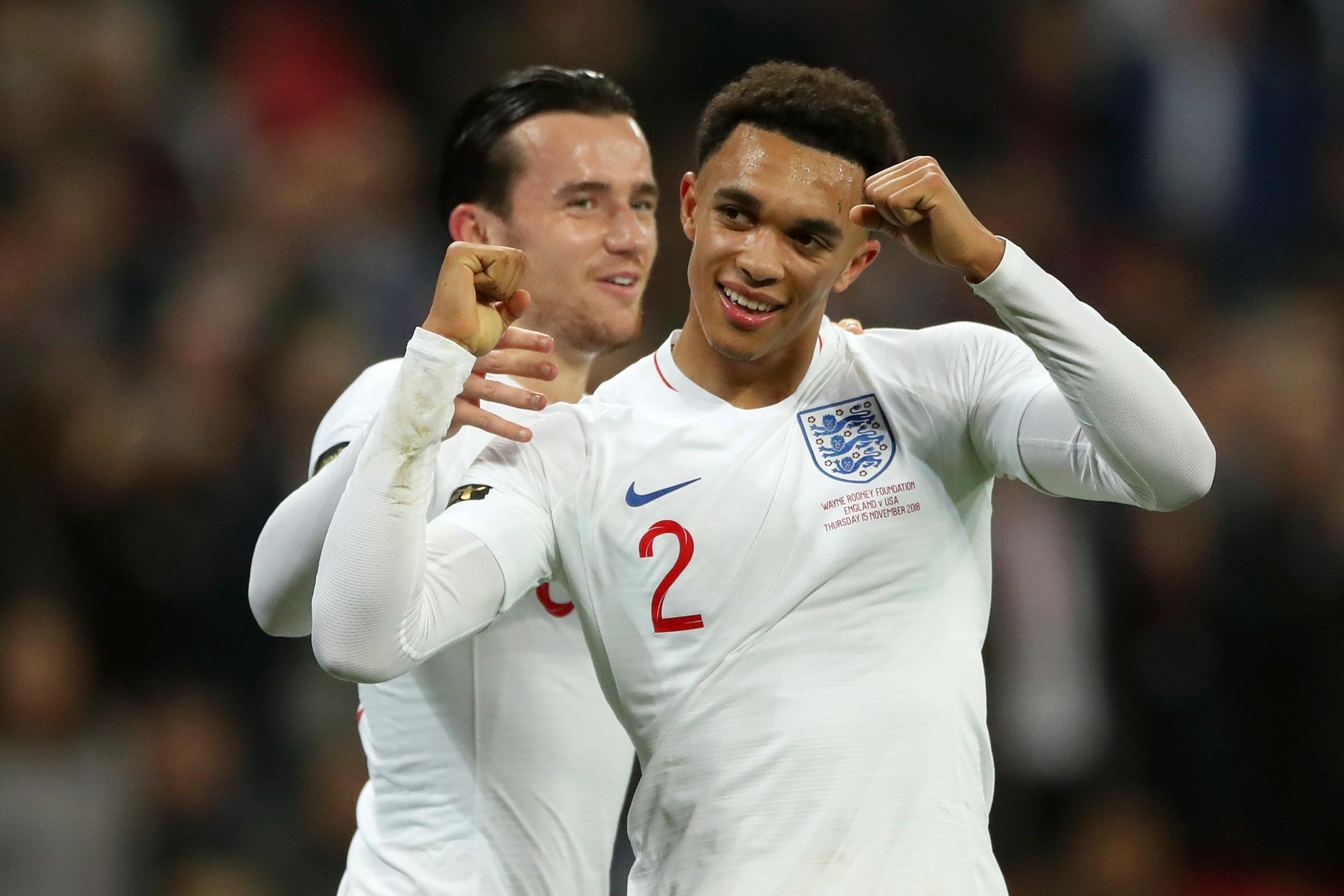 Trent Alexander-Arnold has withdrawn from the England squad