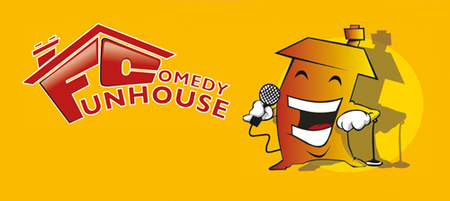 Funhouse Comedy Club - Comedy Night in Gloucester Mar 2020