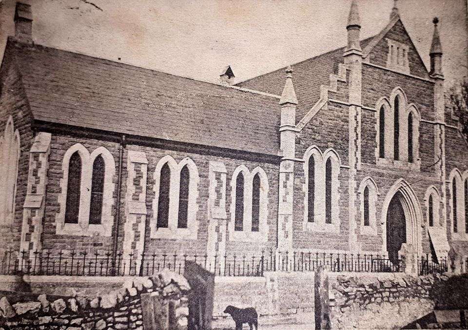 From the Archives: Drunk man's disruption in church