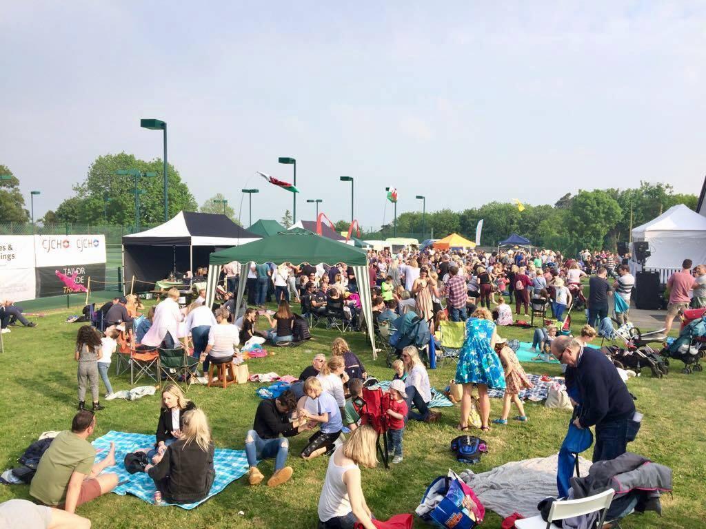 Penarth Tennis Club Music and Street Food Festival set to return