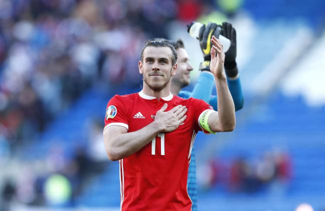 RELEASE: Gareth Bale can forget his Real Madrid worries with Wales in the coming weeks