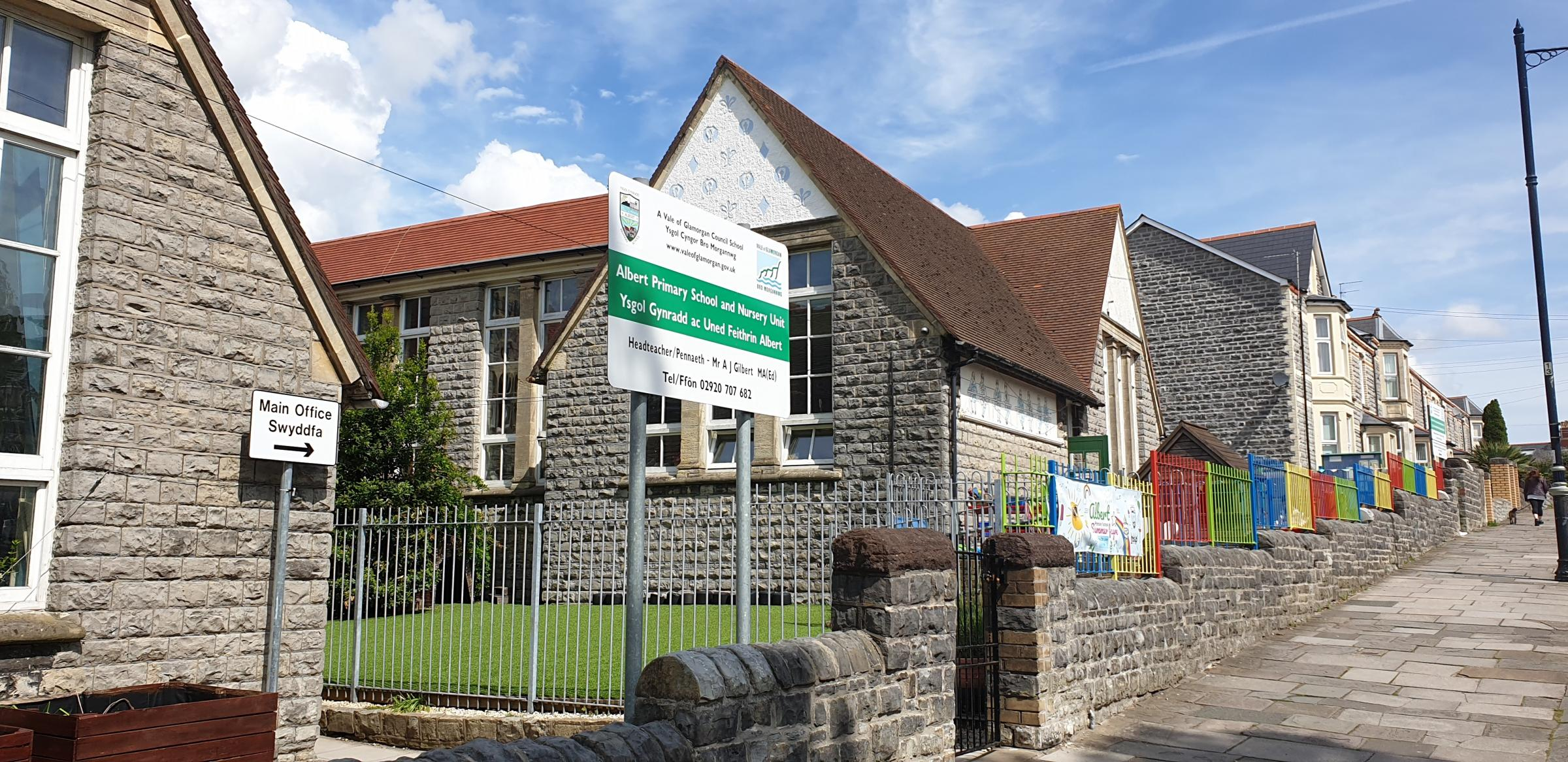 School of the Month: Albert Primary